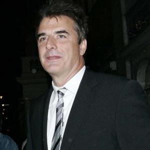 Chris Noth Marries FiancéE