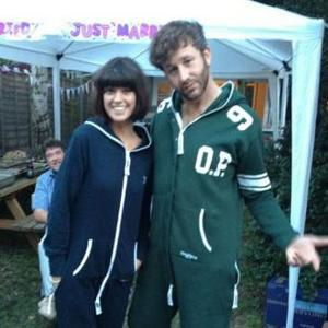 Chris O'dowd's Wedding Was A 'Three Day Love Fest'