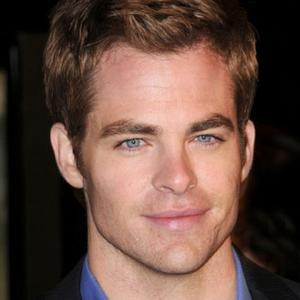 Chris Pine Ready For War