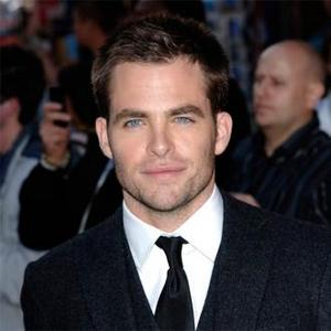Chris Pine To Star In Mantivities