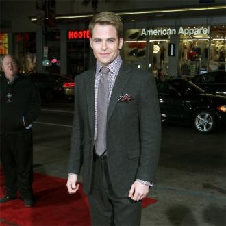 Chris Pine And Dominique Piek Split