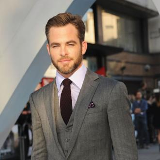 Chris Pine Unveiled As New Face Of Armani Code