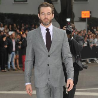 Chris Pine 'in talks to star in Wonder Woman'