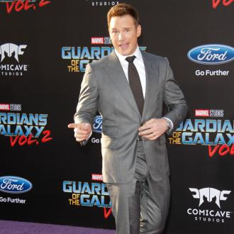 Chris Pratt's therapeutic stunts