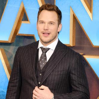 Chris Pratt's secret man crush