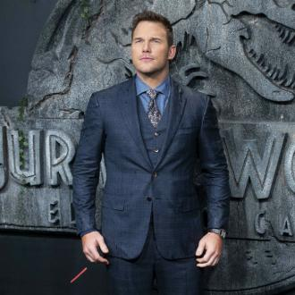Chris Pratt's Cowboy Ninja Viking Pulled By Universal