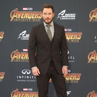 Chris Pratt hitting the gym after festive break