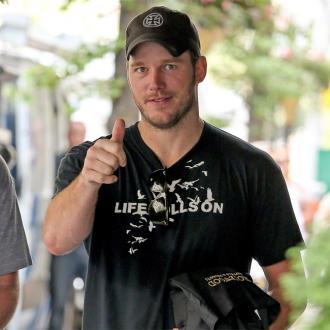 Chris Pratt Visits Cancer Centre