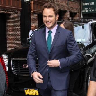 Chris Pratt's tribute to late dad