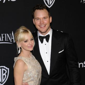Chris Pratt Gushes About Anna Faris