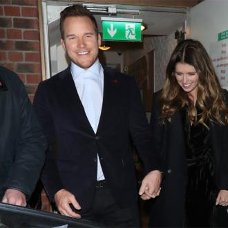 Chris Pratt and Katherine Schwarzenegger's relaxed wedding planning