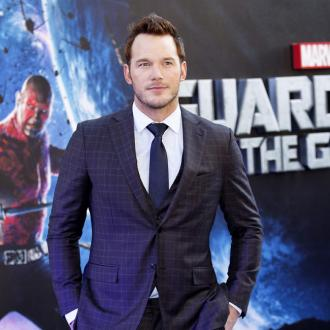 Chris Pratt's '80s inspiration in Guardians