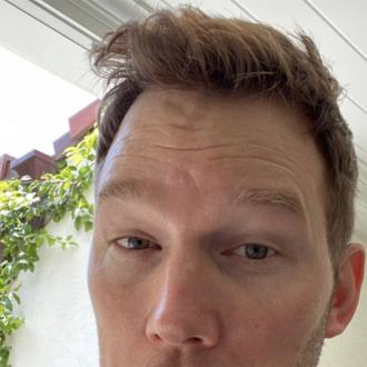 Chris Pratt's DIY haircut