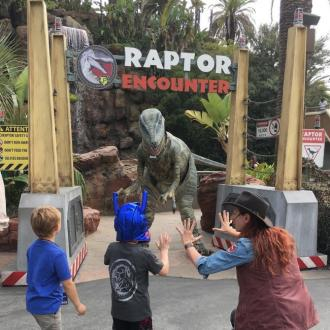 Chris Pratt's son knows he's an actor