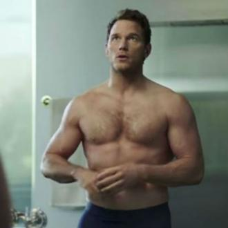 Chris Pratt strips off for new low-calorie beer ad