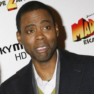 Calmer Comedian Chris Rock