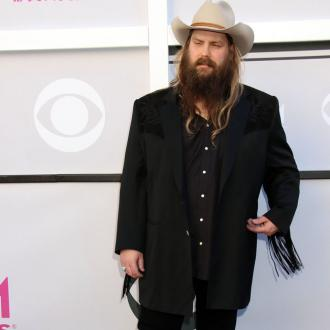 Chris Stapleton Misses Awards To Welcome Twins