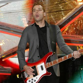 Muse bassist's weird singing experience