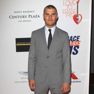 Chris Zylka is engaged