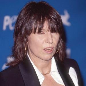 Fashion Designer Chrissie Hynde