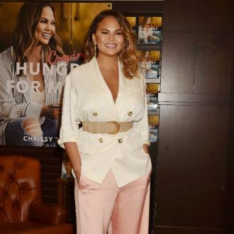 Chrissy Teigen didn't believe she was a 'real model'
