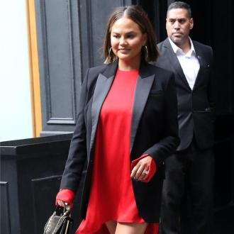 Chrissy Teigen contemplating breast reduction surgery