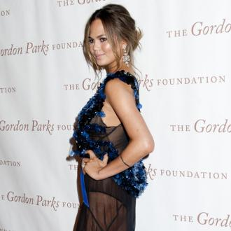 Chrissy Teigen Isn't Serious About Modelling