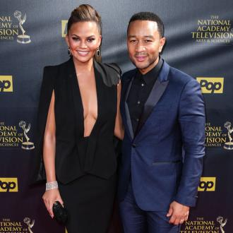 Chrissy Teigen starts arguments with 'calm' John Legend