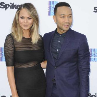 Chrissy Teigen had the 'biggest fight' with John Legend at Kim Kardashian West's wedding