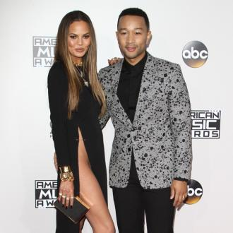 Chrissy Teigen's dog out of hospital