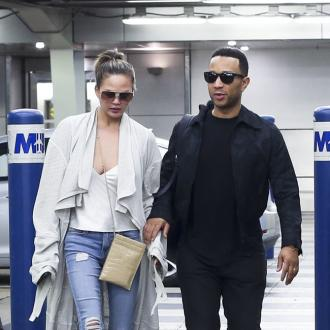 Chrissy Teigen And John Legend Stuck Eight Hours On Flight From Lax To Lax