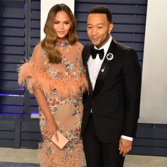 John Legend's name row with daughter