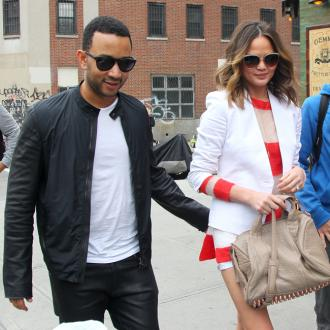 Chrissy Teigen And John Legend Join Mile High Club