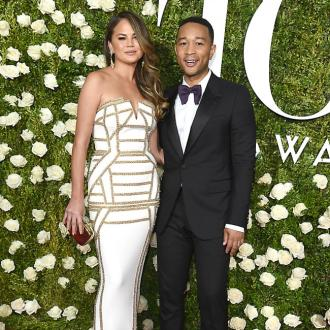 Chrissy Teigen pokes fun at her own Tonys appearance
