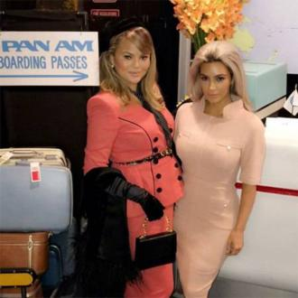 Chrissy Teigen Celebrates Birthday With Pan Am Themed Bash
