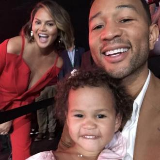 Chrissy Teigen and John Legend share the love on anniversary