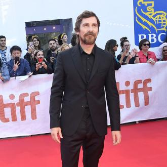 Christian Bale's kids like set catering