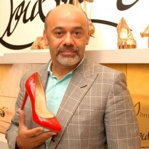 Christian Louboutin Respects Ysl