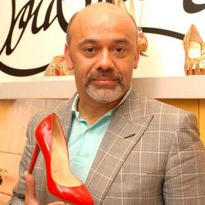 Christian Louboutin Takes Pride In Independence