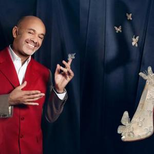 Christian Louboutin Recreates Cinderella's Slipper