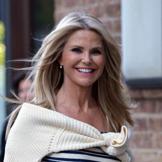 Christie Brinkley's Elephant Encounter