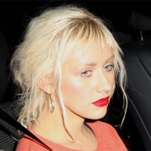 Christina Aguilera's Comforting Spouse