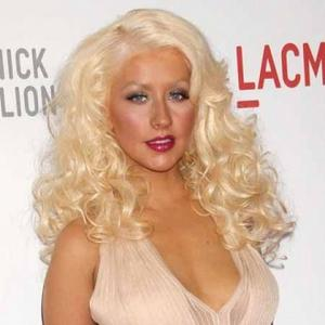 Christina Aguilera Besotted With Son