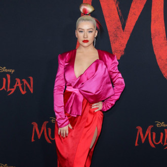 Christina Aguilera 'reinspired by music all over again' while making new Latin album