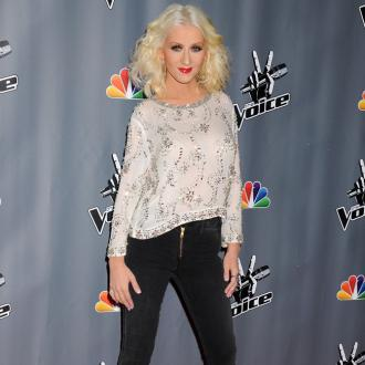 Christina Aguilera Lost Weight By Reiki Sessions