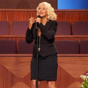 Christina Aguilera Blasts Tony Lucca