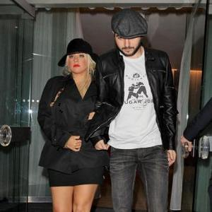 Christina Aguilera's Boyfriend 'Happy With Her Body'