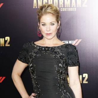 Christina Applegate ready for Anchorman 3