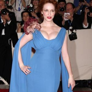 Christina Hendricks Loves Womanly Figure