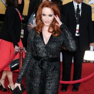 No Flat Shoes For Christina Hendricks